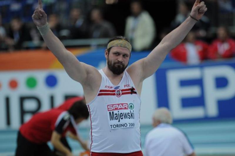 Ortodoksyjny Tomasz Majewski odopingu
