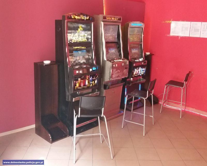 Zlikwidowali nielegalny salon gier hazardowych