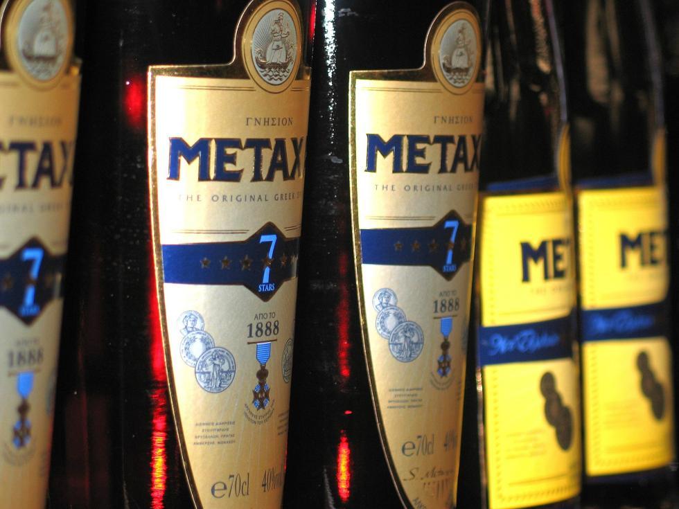 Grecka brandy, czyli Metaxa – najważniejsze informacje