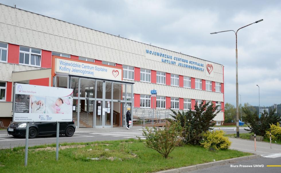 Nowe laboratorium dotestów na koronawirusa wJeleniej Górze